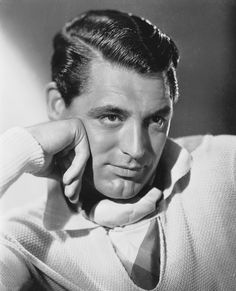 "Remembering Cary Grant on his birthday January 1904 - 29 November ""Everyone wants to be Cary Grant. Even I want to be Cary Grant. Hollywood Icons, Hollywood Actor, Golden Age Of Hollywood, Vintage Hollywood, Classic Hollywood, Hollywood Glamour, Hollywood Stars, Cary Grant, Deborah Kerr"