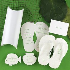 Flip flop invitations - Maybe part of our Renewal...