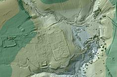 Resquícios fizeram parte da atuação dos romanos dentro da Inglaterra