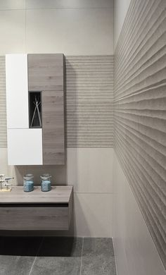 In case you love grey as much as we do we recommend you not to miss the #OrionBlanco series in a 53x106cm format tile!