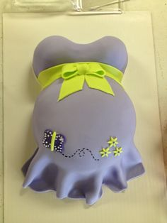 The cake I had made for my sister's butterfly themed baby shower! Made by my mother in law's niece, amazing.