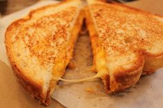 Notes in the Key of Life: The Joys of the Grilled Cheese Sandwich