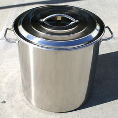 Homebrew Finds: Great Deal: 15 Gallon Stainless Kettle - $99.98 Shipped