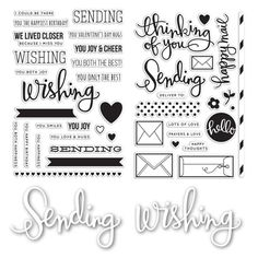 Simon Says Dies and Stamps FROM ME TO YOU SetFMY175 Better Together at Simon Says STAMP!
