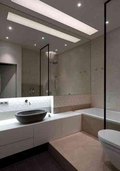 suite parentale : salle de bain par Olga Akulova