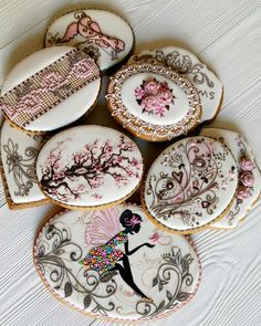 Купить Имбирные пряники Весна - пряники, имбирные пряники, имбирное печенье, имбирные пряники на заказ