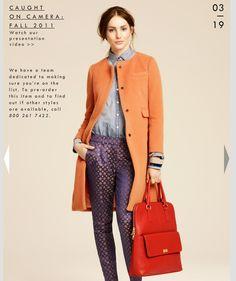 Wool orange jacket dog clothes www.romyandjacob.com