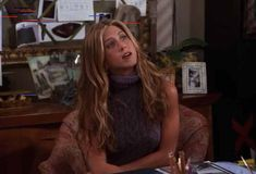 Every Outfit Rachel Wore On 'Friends': Season 7 Season Episode 5 Rachel Green Hair, Rachel Green Style, Rachel Hair, Rachel Green Outfits, Rachel Friends Hair, Friends Rachel Outfits, Friend Outfits, Jenifer Aniston, Jennifer Aniston Style