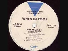 When In Rome- The Promise (Coliseum Mix) - YouTube