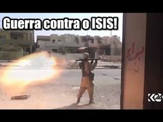 Guerra contra o ISIS - Reportagem militar curda +18