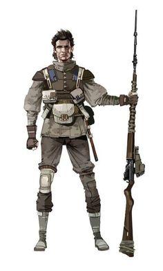 Balisian Exile Soldier