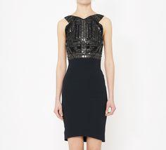 Antonio Berardi Black Dress