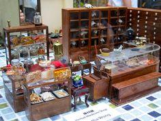 Miniature Hong Kong herbal shop!
