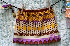 Cute little girl skirt~help to fund my friends mission trip