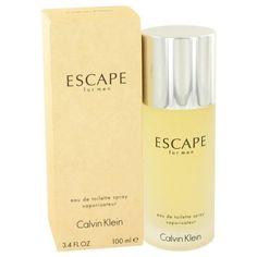 Escape By Calvin Klein Eau De Toilette Spray 3.4 Oz