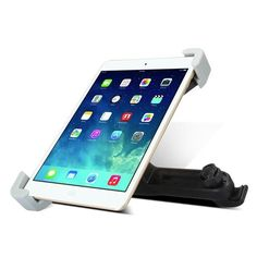 FLOVEME Universal Car Back Seat Holder Case for iPad Tablets Flexible Mount Pad Stand Holder for iPad Air 1 2 for iPad 1 2 3 4