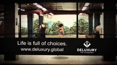 Watch Our Deluxury Promo Video Here on YouTube:  https://youtu.be/Ly_qYnSj7GU