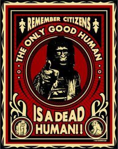 15 Cool Modernized Propaganda Posters