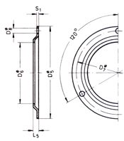Guard Rings for Oil Windows - System TEPRO Windows System, Industrial, Oil, Rings, Accessories, Industrial Music, Ring, Jewelry Rings, Ornament