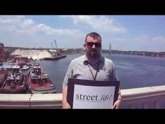 Street.life! Take 9: Chuck McMahon, Reporter at The Portsmouth Herald, tells us what he LOVES about Portsmouth and Street.life!