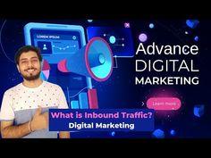 What is Inbound Traffic? Advanced Digital Marketing Course FREE in Bangla   Pallab Ghosh - YouTube Marketing Process, Marketing Techniques, Marketing Strategies, Mobile Marketing, Internet Marketing, Coding Languages, What Is Digital, Free In, New Tricks