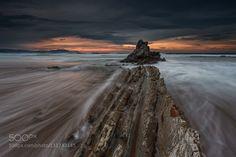 The rock (BIZKAIA) by JonAlonso. Please Like http://fb.me/go4photos and Follow @go4fotos Thank You. :-)