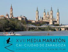 Esta primavera We Run Zaragoza – 11 Mayo, Media Maratón de Zaragoza