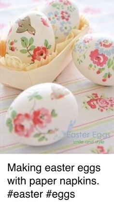 Do this on wooden eggs so they last. I wouldn't want to break into these to eat the egg inside.