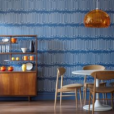 Best Bargain Buys:  10 Stylish Wallpapers Under $100/Roll