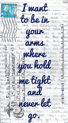 Promise kept by SillyGooseWordArt on Etsy  Long distance love #militarylove