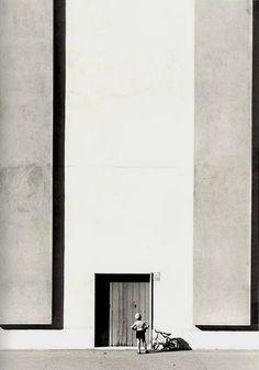 1955 © Vittorio Ronconi - Aprite - Amici