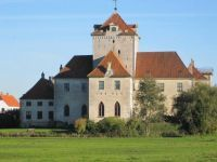 Gjorslev Castle, Denmark, smaller