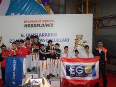 23 Nisan Karate Müsabaka sponsorluğu 2015