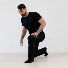Effective Hip Flexor Stretch: Hip Stretches amp Mobility Routine 8 Exercises to ...