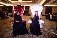 Invited guests enjoying palatial furniture by Devine Design Devine Design, Doha, The St, Luxury, World, Furniture, Ideas, Products, Fashion