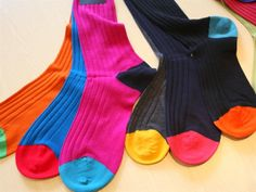 Pantherella socks featured on the Grey Fox blog