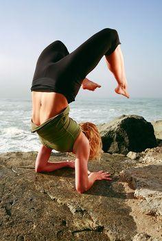 ○ Yoga at the beach