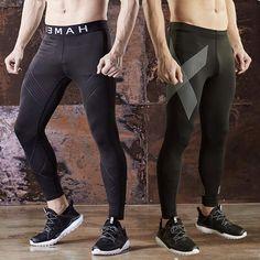 Pants Casual Pants Reliable Mens Compression Pants Skinny Sweatpants Men Gyms Leggings Jogger Male 3d Workout Anti-bacteria Pants Fitness Elastic Trouser