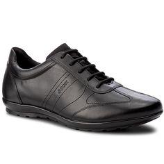 e7d96fd212 Félcipő GEOX - U Symbol B U74A5B 00043 C9999 Black - Hétköznapi - Félcipő -  Férfi