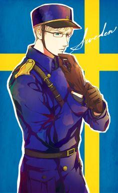 Sweden source: http://www.pixiv.net/member.php?id=2477711