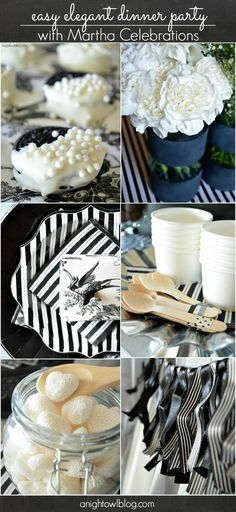 112 best black and white theme party ideas images themed parties black white theme cup cakes. Black Bedroom Furniture Sets. Home Design Ideas