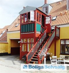 Adelgade 73 B, 4720 Præstø - Fritidsbolig - Enestående liebhaver tilbud #præstø #fritidshus #boligsalg #selvsalg