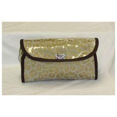 Thandana - Rolldown Toiletry Bag - Leopard Gold  - #poshprezzi Toiletry Bag, Gifts For Women, Sunglasses Case, Gold, Bags, Handbags, Cosmetic Bag, Dopp Kit, Bag