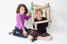 hello, Wonderful - CARDBOARD TUBE CONSTRUCTION KITS FROM TOOBALINK
