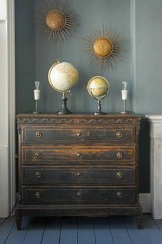 Old walnut dresser. I really really want to find one of these. Willing to give up other things for one.