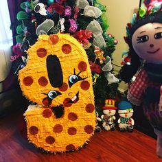 Shopkins Pinata, Wreaths, Halloween, Home Decor, Decoration Home, Door Wreaths, Room Decor, Deco Mesh Wreaths, Home Interior Design