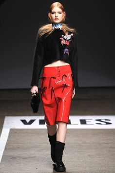 VFiles | Fall 2014 Ready-to-Wear Collection | Style.comVFiles Hyein Seo