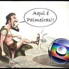 Aqui é PALMEIRAS!!!