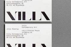 15 best bc images on pinterest carte de visite business cards and kurppa hosk villa business cards 2010 colourmoves