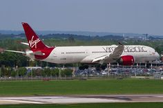 Virgin - Boeing 787-9 Dreamliner